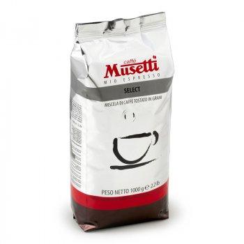 Кава в зернах Musetti Select 1 кг