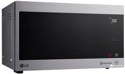 Мікрохвильова піч LG NeoChef Smart Inverter MH6595CIS