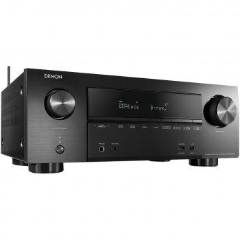 Комплект домашнего кинотеатра Denon AVR-X2600H + 5.0 DALI Opticon 5/1/Vokal