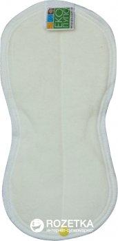 Многоразовый подгузник Эко Пупс Easy Size Classic 76-87 р. 12-17 кг с вкладышем Abso Maxi Молочный (ТПК1ВК4-4м)