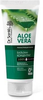Бальзам-концентрат Dr.Sante Aloe Vera Реконструкция 200 мл (4823015937057)