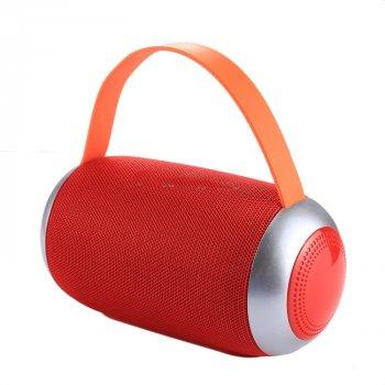 Портативна Bluetooth колонка вологостійка T&G 112 Red
