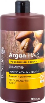 Шампунь Dr.Sante Argan Hair 1000 мл (4823015935336)