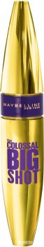 Туш для вій Maybelline The Colossal Big Shot 9.5 мл Чорна (30143265)