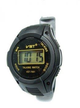 Спортивные наручные говорящие часы VST 7001 (код: IBW577B )