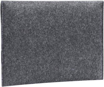 Чехол для ноутбука Gmakin для MacBook Air/Pro 13.3'' Black (GM14)