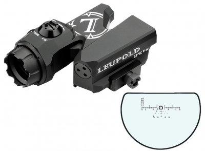 Прицел коллиматорный Leupold D-EVO 6x20mm CMR-W Leupold & Stevens Черный / Матовый