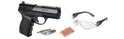 Пистолет пневматический Crosman мод.PRO77 Kit Crosman Черный