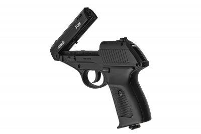 Пистолет пневматический Gamo Р-23 Gamo Черный