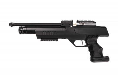 Пистолет пневматический Kral NP-01 PCP кал.4,5 мм Kral Arms Черный