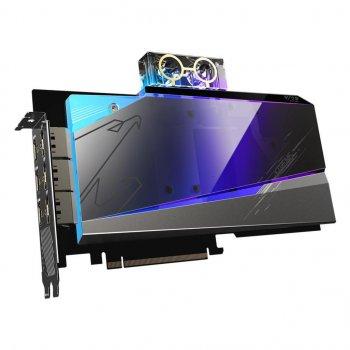 Видеокарта GIGABYTE GeForce RTX3080 10Gb AORUS XTREME WATERBLOCK (GV-N3080AORUSX WB-10GD)