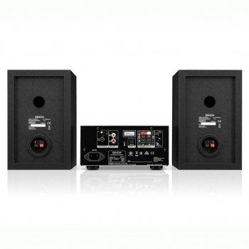 Минисистема Denon RCD-T1 с Bluetooth Black