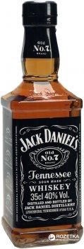 Теннесси Виски Jack Daniel's Old No.7 0.35 л 40% (5099873089712)
