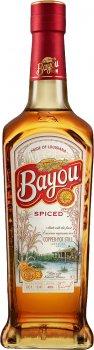 Ром Bayou Spiced 0.7 л 40% (849113016535)