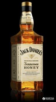 Ликер Jack Daniel's Tennessee Honey 1 л 35% (5099873046968)