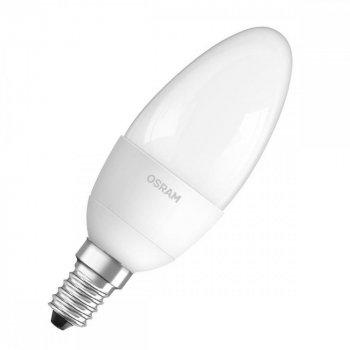 Світлодіодна лампа OSRAM LED STAR Classic B 5,4 W 3000K (470LM) Е14 (4052899971608)