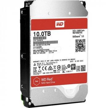 """Жорстку диск HDD 10TB Western Digital Red NAS 3.5"""", 256MB, 5400rpm, SATA3 (WD100EFAX)"""