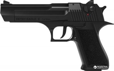 Стартовий пістолет Retay Arms Eagle 9 мм Black (11950377)