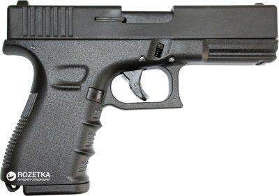 Стартовий пістолет Retay Arms G 19C-U 9 мм Black (11950420)