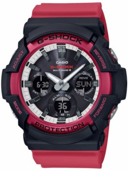 Годинник Casio GAW-100RB-1AER G-Shock 53mm 20ATM