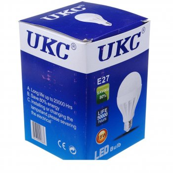 Світлодіодна Лампочка UKC Led E27-18W
