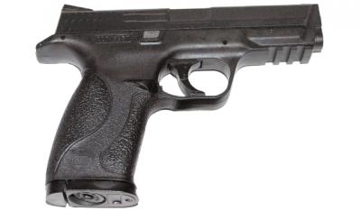 Пневматичний пістолет KWC Smith & Wesson M&P40 KM48DHN Сміт і Вессон газобалонний CO2 120 м/с