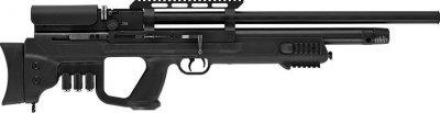Пневматична гвинтівка Hatsan Gladius Long з насосом попередня накачування 355 м/с