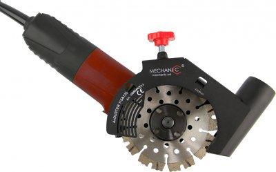 Насадка Mechanic для УШМ Air Duster 115-125 для відводу пилу (19568442013)