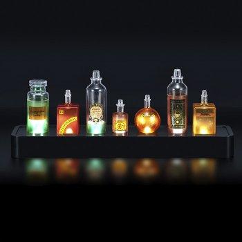 Світильник Баночки з зіллями 7 пляшечок Гаррі Поттер і філософський камінь - Harry Potter на батарейках (8391)