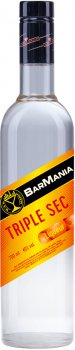 Ликер BarMania Triple Sec Трипл Сек 0.7 л 40% (4820058967607)