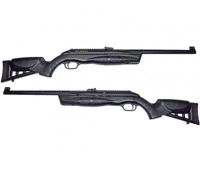 Гвинтівка пневматична ASG TAC Repeat (4,5 mm), чорна