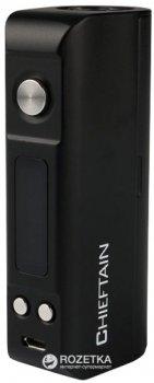 Батарейный мод Wotofo Chieftain 80W TC Box Mod Black (WFC80WBMB)
