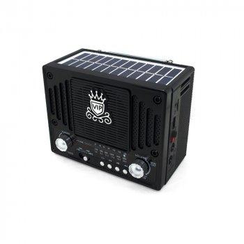 Радио NS 1555 + solar аккустический портативный