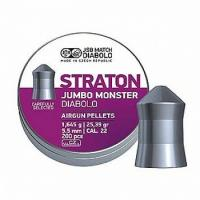 Пульки JSB Monster Straton (546289-200)