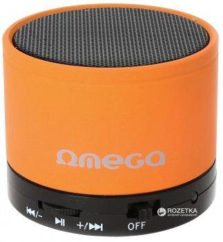 Акустична система Omega Bluetooth OG47O Orange