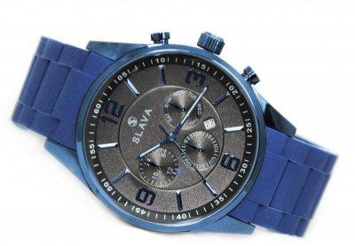 Мужские часы Slava SL10190BlBl