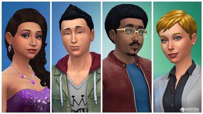 The Sims 4 для ПК (PC-KEY, русская версия, электронный ключ в конверте)