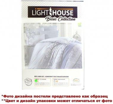 Комплект постельного белья LightHouse Бязь Голд City Style 200x220 (2200000035790)
