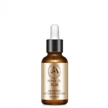 Ампульная сыворотка Images Horse Oil с лошадиным маслом для увлажнения и восстановления 30 мл