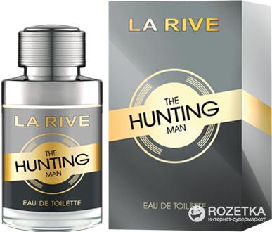 Туалетная вода для мужчин La Rive Hunting man 75 мл (5901832065272)