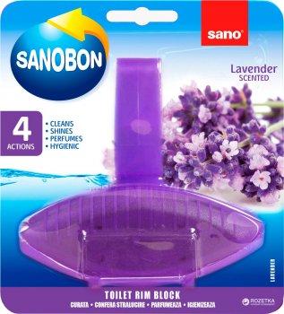 Туалетний блок Sano Лаванда 55 г (7290102990054)