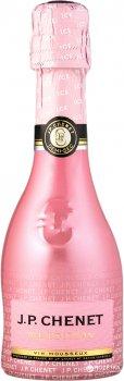 Вино ігристе J.P. Chenet Ice Edition Rose DemiSec рожеве напівсухе 0.2 л 10-13.5% (3500610096655)