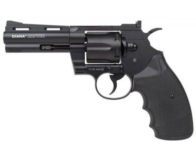 Пневматичний Револьвер Diana Raptor. Довжина ствола - 4 дюйма. 3770313