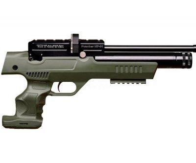 Пістолет пневматичний Kral NP-01 PCP 4.5 мм ц: olive. 36810161