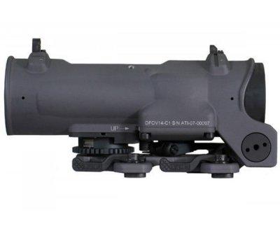 Оптичний приціл ELCAN SpecterDR 1-4x C2 (для калібру 7.62х51). 37270010