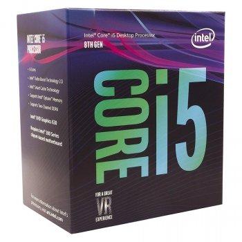 Процесор Intel Core i5-8600 3.1 GHz/9MB (BX80684I58600) s1151 BOX