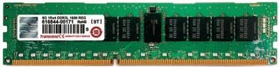Transcend DIMM TS2GKR72V6Z 16GB DDR3-1600 REG (TS2GKR72V6Z)