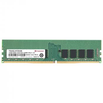 Оперативна пам'ять Transcend 16GB DDR4 3200MHz ECC (TS2GLH72V2B)