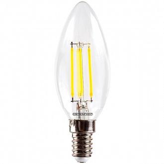Лампа світлодіодна Светкомплект Vintage Fil C35 4 Вт E14 4500 До 220 В