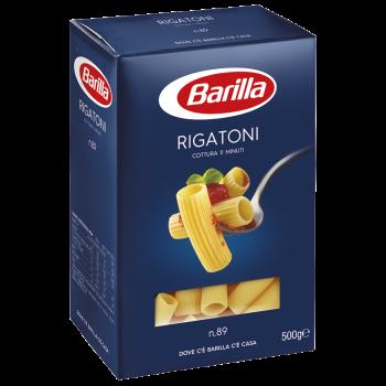 Макарони Barilla №89 Rigatoni 500 г